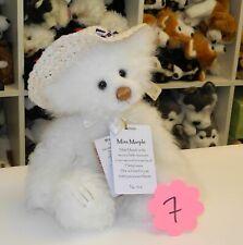 Charlie Bears Bär Teddy Miss Marple ca. 29cm groß  2020 Collection (Nr.7)