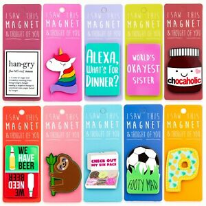 Fridge Magnets Funny Strong Sayings Kids Novelty Animals Letters Magnet Gift