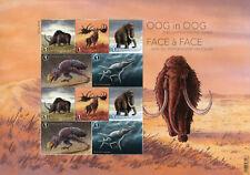 Belgium 2018 MNH Prehistoric Animals Mammoth Mosarsaurus 10v M/S Stamps