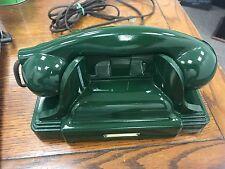 Kellogg Masterphone Model 900 Green Bakelite Telephone, Extremely Rare, NICE!