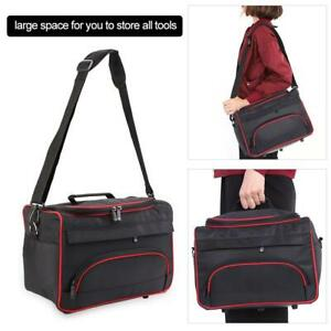Portable Large Storage Hairdressing Makeup Travel Home Hair Stylist Tools Bag US