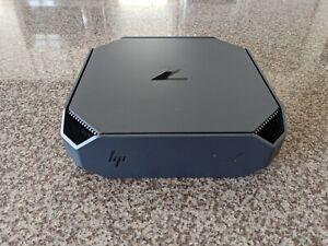 HP Z2 Mini G4 Workstation, i7 8700,16GB RAM, 500 GB NVME SSD, Warranty Remaining