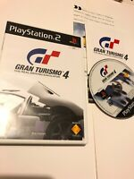 😍 jeu playsation 2 ps2 ps3 pal fr complet notice gran turismo 4 gt4 real drivin