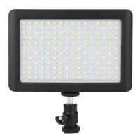 LED Videoleuchte Kameralicht Dauerlicht Video-Studio-Licht 192 LEDs 12W 1350 LUX