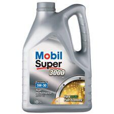 HUILE MOTEUR MOBIL SUPER 3000 X1 FORMULA FE 5W30 - 4X5L