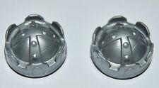 17068 Corona plata 2u playmobil,crown,anillo cabeza,rey,king