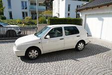 """Volkswagen Golf 3 """"Family"""", 1.8l, 90 PS, weiß, Schalter, Klima, fahrbereit"""