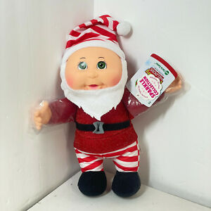 Cabbage Patch Kids Cuties HOLIDAY HELPERS Christmas CHRIS SANTA Claus Plush Doll