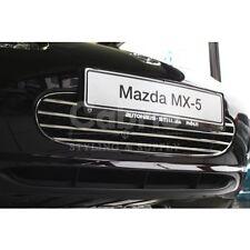 Mazda MX5 NC Edelstahl Kühlergrill 1-Teilig (Bj. 2005 bis 2009)