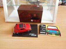 Polistil Fiat 500 L in Red on 1:25 in Box