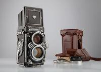 Rolleiflex 2.8F mit Planar 80mm F2.8 SHP 66793