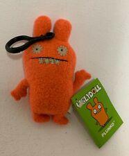 Plunko UglyDoll Original Backback Clip plush toy (BNWT) - UglyDolls