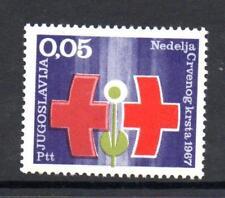 YUGOSLAVIA MNH 1967 SG1239 OBLIGATORY TAX - RED CROSS