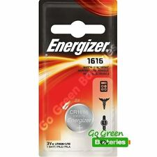 1 x Energizer CR1616 1616 3V Lithium Coin Cell Batteries DL1616 KCR1616, BR1616