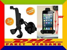 360° AUTO KFZ HALTERUNG für APPLE iPHONE 4 4S Handyhalterung LKW Handy Halter
