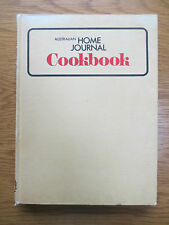 Vintage AUSTRALIAN HOME JOURNAL Cook Book Recipes 1970s Retro Family Meals
