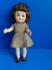 "VINTAGE 1960s EFFANBEE BROWNIE DOLL-  8 1/2"" FLUFFY"