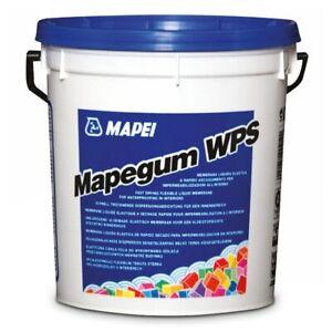 Mapei Mapegum WPS Liquid waterproofing Membrane / 10kg