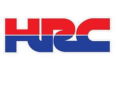 HONDA HRC STICKER Replica 100mm Wide