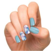 Incoco Coconut Nail polish strips * Psyched Out *  like color street - NEW