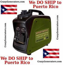 NEW Gasoline 1000 Watts Portable Inverter Generator-WE DO SHIP to Puerto Rico