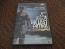 dvd the last patrol avec DOLPH LUNDGREN
