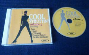 CD Cool Struttin 3 Emilio Santiago Monday Michiru Opaz Xan Acid Soul Jazz  1995