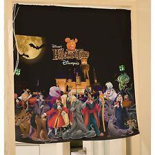 Disney Villain Hanging Door Curtain Window Scarf y39 w0016