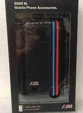 BMW New Genuine 'M' Sport Phone Hard Case For The Samsumg Galaxy S4 Mini