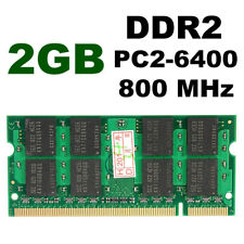 2GB PC2-6400 DDR2 800MHZ 200-pin SODIMM Memoria Laptop Notebook SDRAM Memory