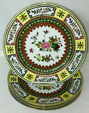 "4 Chinese Jingdezhen Famille Porcelain*Birds*Butterfly *Flowers* 9"" Plates"
