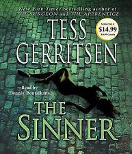 CD Audio Books For Tess Gerritsen  Presumed Guilty Tess Gerritsen