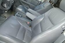 Seat Armrest Real Leather for Honda Odyssey 05-10 Gray
