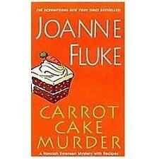 Carrot Cake Murder by Joanne Fluke (2012, Paperback)