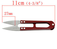 3 PAIRS OF MINI CUTTING FISHING SCISSORS/SNIPPERS~LINE CUTTERS~RIGS~BAIT  ()