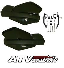 Powermadd Trail Star Handguards & Mount Kit BLACK Honda TRX 400EX 99 00 01 02 03