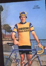 JOZEF JACOBS Cyclisme cp 70s IJSBOERKE cycles COLNER Cycling ciclismo wielrennen