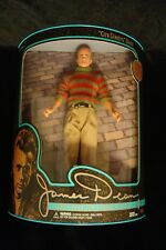 "JAMES DEAN CITY STREETS 12"" Doll DSI 1994 NRFB Legend Lives On Action Figure"
