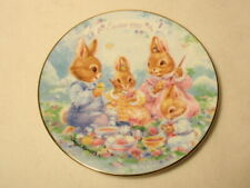 Avon Colorful Moments 1992 Easter Plate