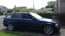 BMW e46 3 Series 325i SE Touring Estate Leather / AirCon / Cruise / Alloys Drift