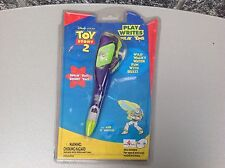 Toy Story 2 Play Writes Pen SPRAY squirt 'EM   BUZZ   Mosc