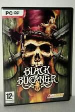 BLACK BUCCANEER GIOCO USATO OTTIMO STATO PC DVD VERSIONE ITALIANA RS2 51593