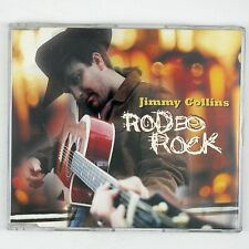 JIMMY COLLINS Rodeo Rock CD SINGLE 1995 COUNTRY ROCK NM NM