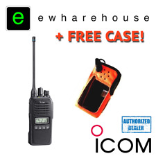 ICOM IC-41PRO UHF/CB HANDHELD RADIO **REPLACES IC-41W** + FREE CARRY CASE