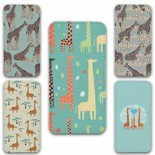 For iPhone 11 Flip Case Cover Giraffe Set 3