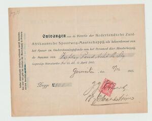 Dutch Netherlands South Africa UK Genealogy Docu Train Emigration Children - A