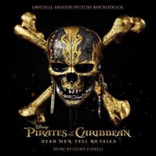 Pirates Of The Caribbean: Dead Men Tell No Tales (Original Soundtrack) [New CD]