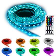 Flash60 5m RGB LED Strip e Band Kette Streifen Leiste Leuchte Lichterkette IP20