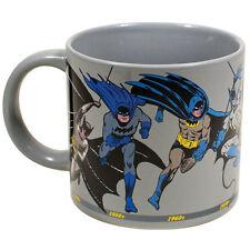 4052 DC Comics Batman Through The Years 14oz Coffee Mug Tea Cup Gotham Robin