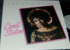 CANDI STATON The Anointing LP R&B GOSPEL